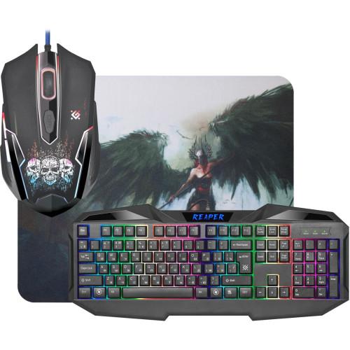 Клавиатура + мышь Defender Reaper MKP-018 (52018)