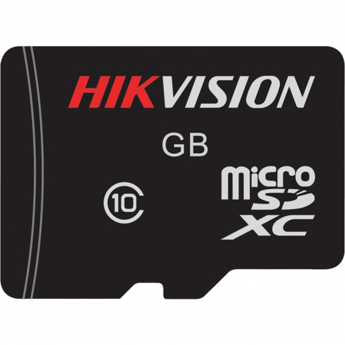 Флеш (Flash) карты Hikvision P1 Series microSDXC (HS-TF-P1/64G)
