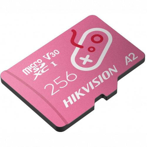 Флеш (Flash) карты Hikvision microSDXC HS-TF-G2 Class 10 (HS-TF-G2/256G)