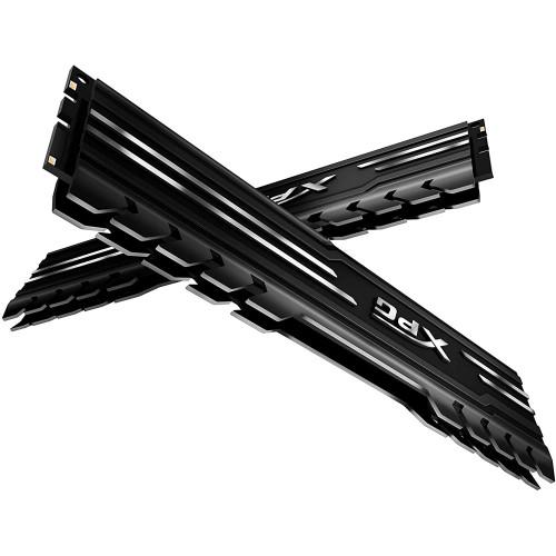 ОЗУ ADATA XPG GAMMIX D10 Black (AX4U36008G18I-DB10)