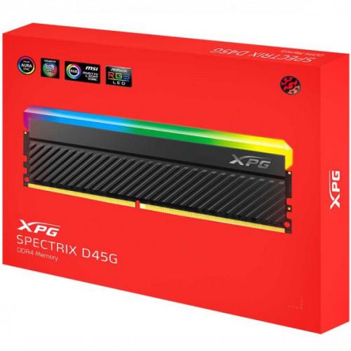 ОЗУ ADATA XPG SPECTRIX D45 RGB (AX4U360016G18I-DCBKD45G)