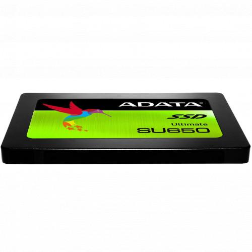 Внутренний жесткий диск ADATA Ultimate SU650 (ASU650SS-256GT-R)