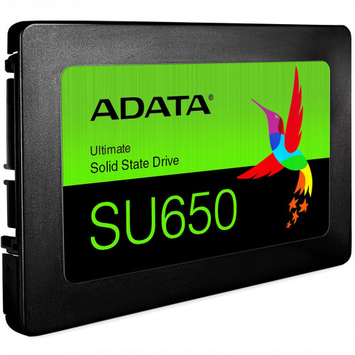 Внутренний жесткий диск ADATA Ultimate SU650 (ASU650SS-512GT-R)