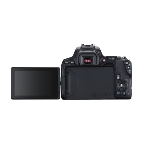Фотоаппарат Canon EOS 250D - Black (3454C002)