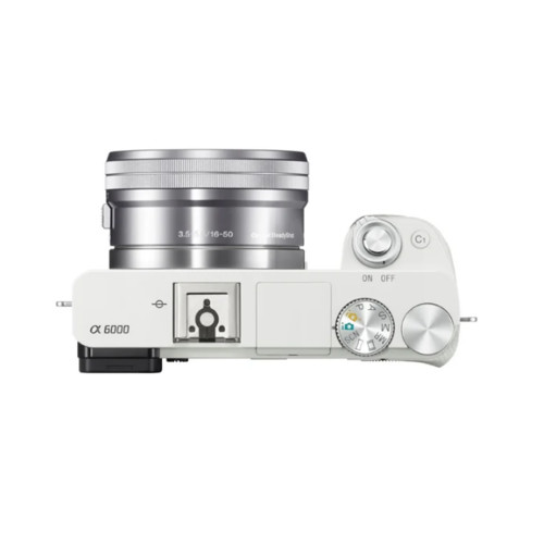Фотоаппарат Sony Alpha A6000LW - White (ILCE6000LW.CEC)