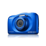 Фотоаппарат Nikon CoolPix W150 - Blue