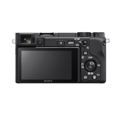 Фотоаппарат Sony Alpha A6400M - Black (ILCE6400MB.CEC)