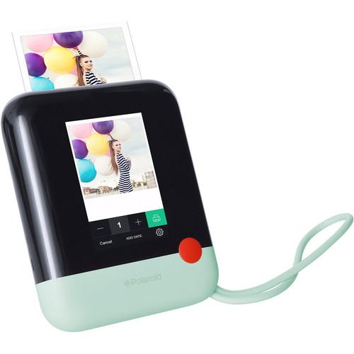 Фотоаппарат Polaroid POP 1.0 Green (POLPOP1G)