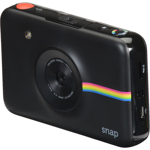 Фотоаппарат Polaroid Snap Black (POLSP01B)