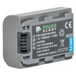 Аксессуар для фото и видео PowerPlant Sony NP-FP50 1600mAh