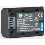 Аксессуар для фото и видео PowerPlant Sony NP-FV50 1200mAh