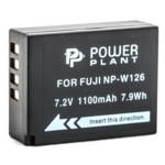 Аксессуар для фото и видео PowerPlant Fuji NP-W126 1110mAh