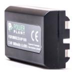 Аксессуар для фото и видео PowerPlant Minolta NP-800, EN-EL1 860mAh