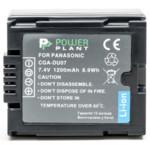 Аксессуар для фото и видео PowerPlant Аккумулятор Panasonic VW-VBD070