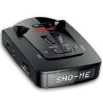 Автомобильный видеорегистратор Sho-Me Радар-детектор G-475