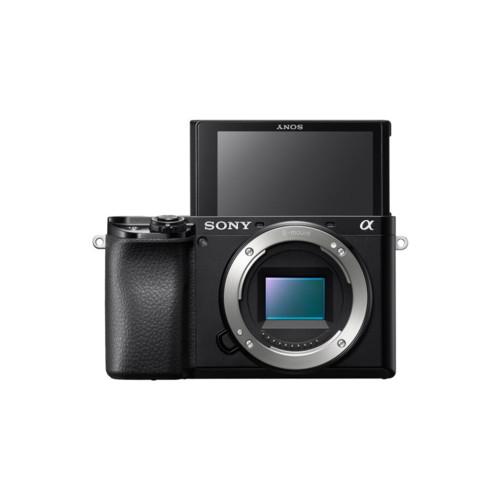 Фотоаппарат Sony A6100Y 4K WiFi 16-50 мм 55-210 мм NP-FW50 (ILCE6100YB.CEC)