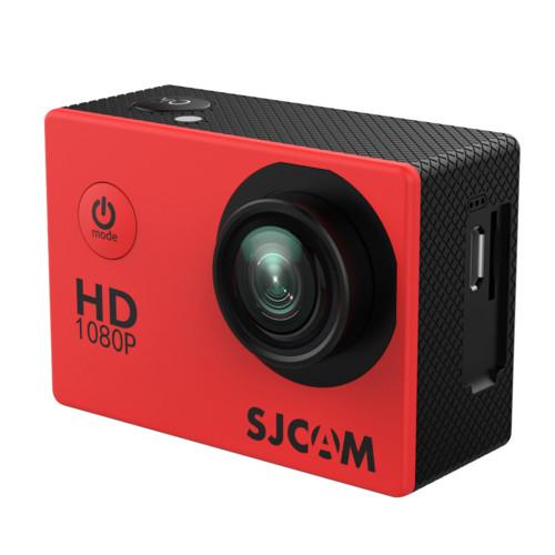 Экшн-камеры SJCAM SJ4000 red (SJ4000 red)