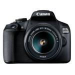 Фотоаппарат Canon EOS 2000D 18-55mm