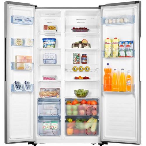 Холодильник Gorenje Side-by-Side NRS9181MX (NRS9181MX)