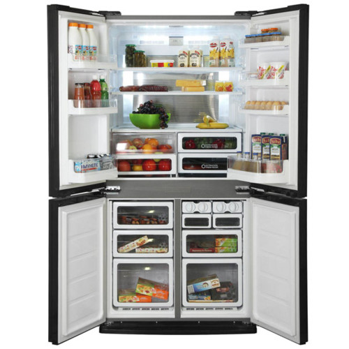 Холодильник Sharp SJ-EX98FSL (SJ-EX98FSL)