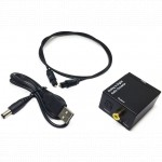 Аксессуар для сетевого оборудования Espada Конвертер EDH-RS, RCA (analog) to S/PDIF(digital), Espada