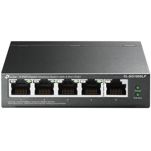 Коммутатор TP-Link TL-S1005LP (TL-SG1005LP(UN))