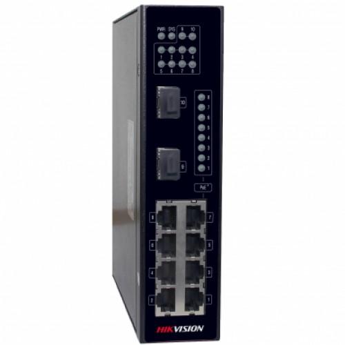 Коммутатор Hikvision DS-3T0310P (DS-3T0310P)