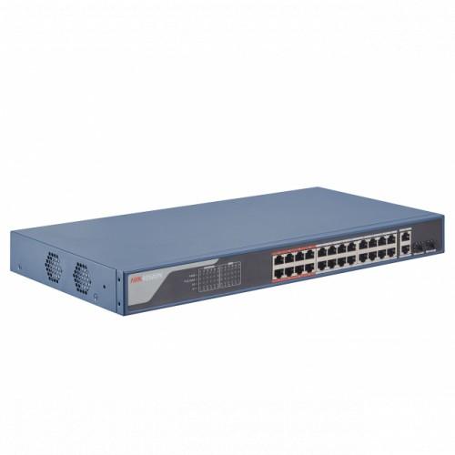 Коммутатор Hikvision DS-3E1326P-EI (DS-3E1326P-EI)