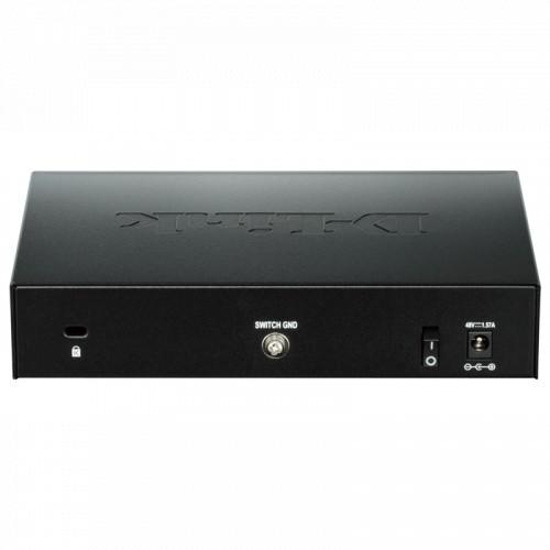 Коммутатор D-link DGS-1100-08PLV2/A1A, (DGS-1100-08PLV2/A1A)