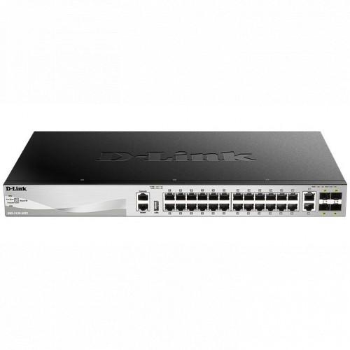 Коммутатор D-link DGS-3130-30TS/A2A (DGS-3130-30TS/A2A)