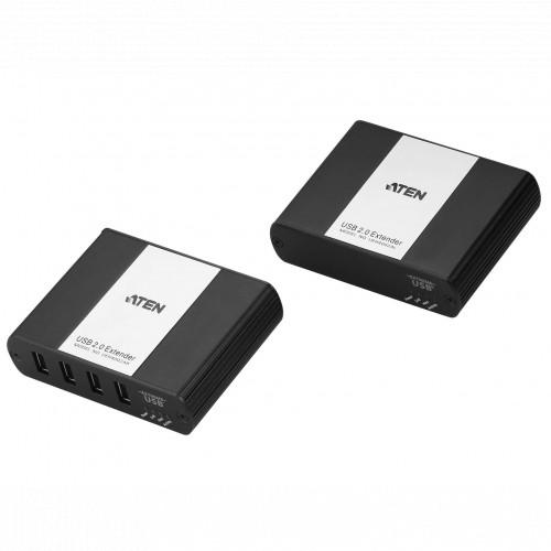 Аксессуар для сетевого оборудования ATEN 4-портовый USB 2.0 (UEH4002A)