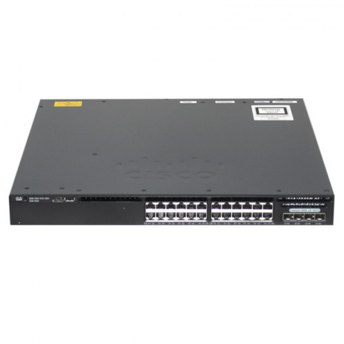 Коммутатор Cisco WS-C3650-24TS-L (WS-C3650-24TS-L-custom)