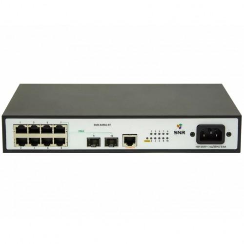 Коммутатор SNR SNR-S2965-8T (SNR-S2965-8T)