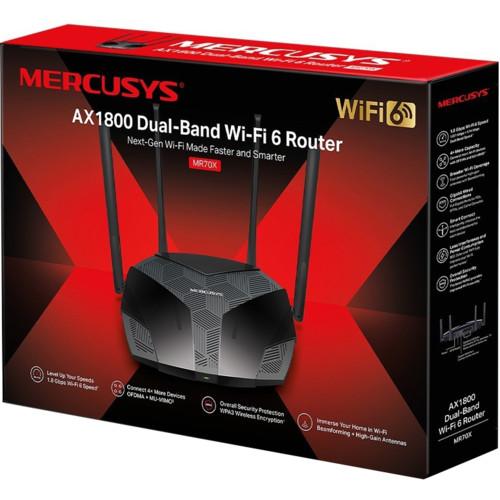 Маршрутизатор для дома Mercusys MR70X (MR70X)