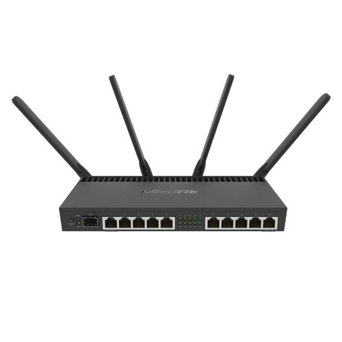 Маршрутизатор Mikrotik RB4011IGS+5HACQ2HND-IN (RB4011IGS+5HACQ2HND-IN)