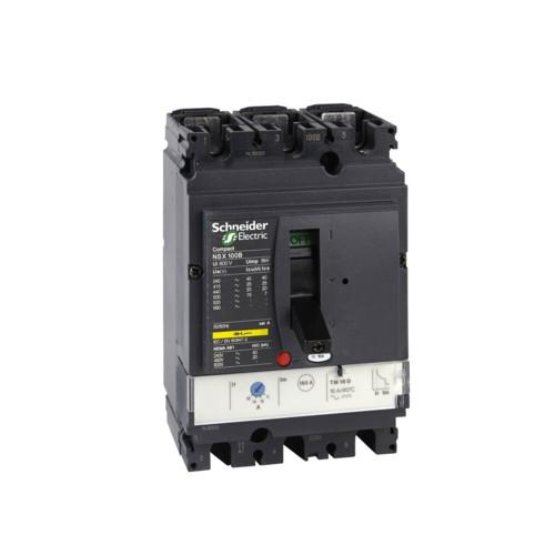 Аксессуар для сетевого оборудования Schneider Electric Compact NSX100B (LV429550)