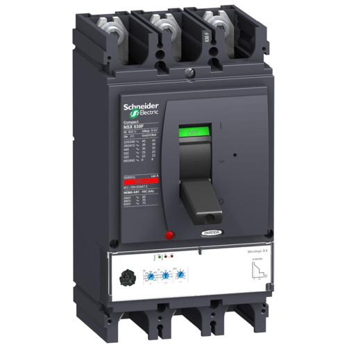 Аксессуар для сетевого оборудования Schneider Electric Compact NSX630N (LV432893)