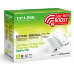 WiFi точка доступа TP-Link комплект адаптеров AV500