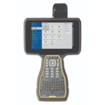 Trimble TSC7, QWERTY