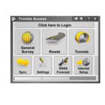 Trimble Программное обеспечение Access - General Survey