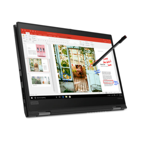 Ноутбук Lenovo ThinkPad X390 Yoga (20NN002HRT)