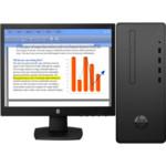 Настольный компьютерный комплект HP Bundle DT PRO A 300 G3 MT
