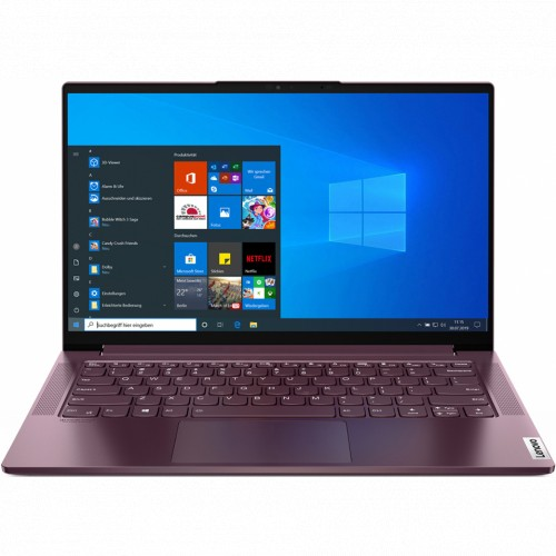 Ноутбук Lenovo Yoga Slim7 14ITL05 (82A3004RRU)