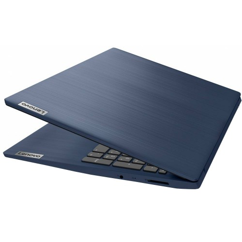 Ноутбук Lenovo IdeaPad 3 - Blue (81W40074RU)