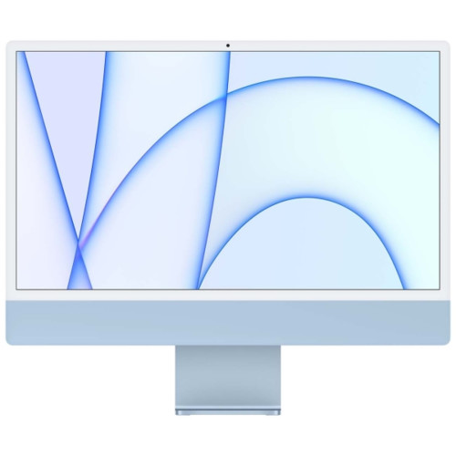 Моноблок Apple iMac 24 Retina 4.5K Blue (MJV93RU/A)