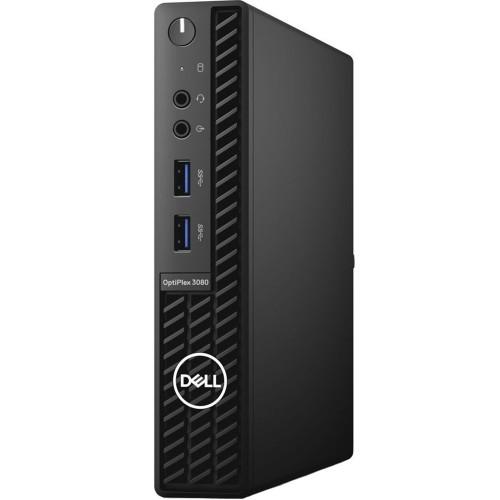 Персональный компьютер Dell Optiplex 3080 Micro (3080-6650-NC2)