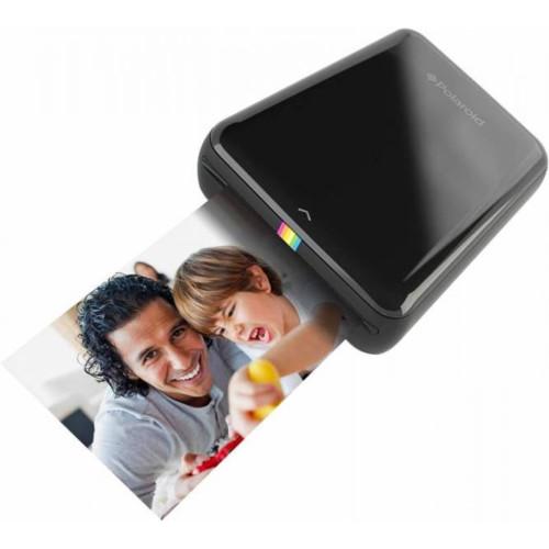 Мобильный принтер Polaroid ZIP Black (POLMP01BE)