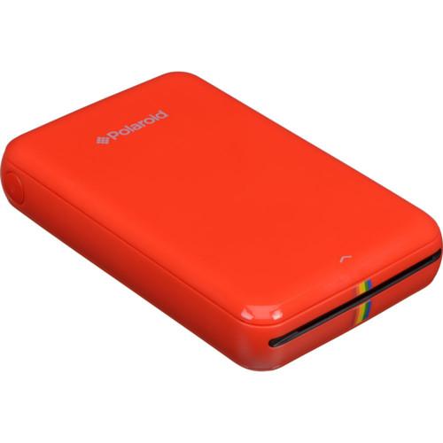 Мобильный принтер Polaroid ZIP Red (POLMP01RE)
