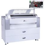 Плоттер ROWE ecoPrint i4 и Scan 450i