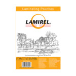 Ламинатор Lamirel Пленка для ламинирования  LA-78658 А4